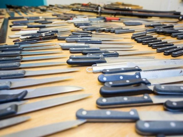 Get Rid Of Your Unwanted Knives Mansfield And Ashfield Chad