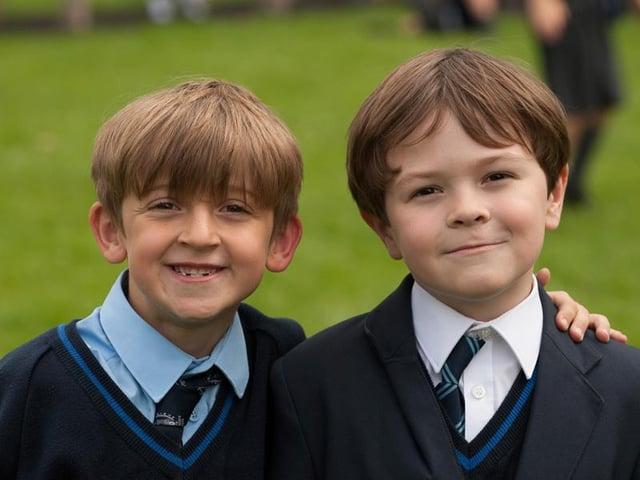We nurture happy, inquisitive children, says Ackworth School