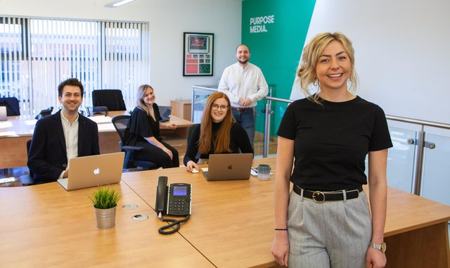 Grace Golden has joined the Purpose Media team in a newly created role as head of client growth