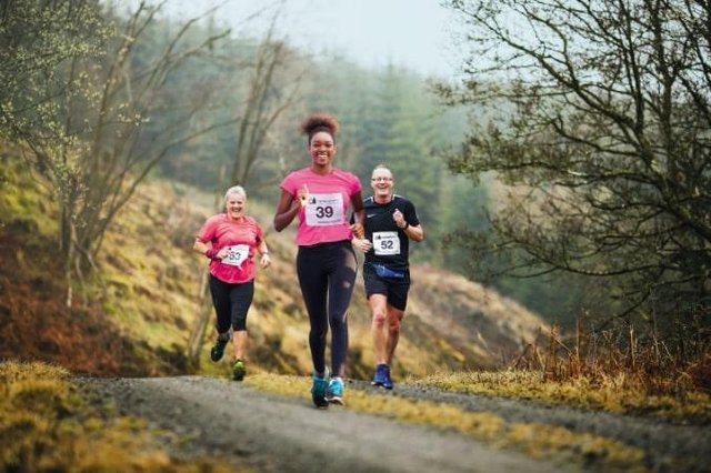 The Forest Runner series comes to Sherwood Pines in October.