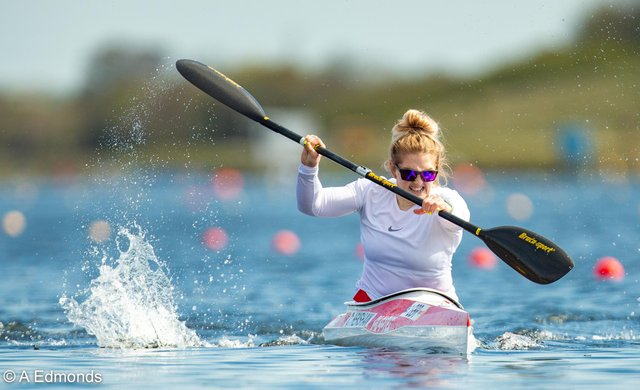 Charlotte Henshaw is on her way to Tokyo after her Team GB selection was confirmed.