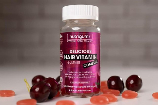 The Good Food Group Nutrigums Hair Vitamin