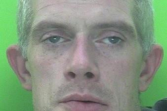 Jaye Whitten has been jailed for six years for a string of robberies and thefts. Photo: Nottinghamshire Police.