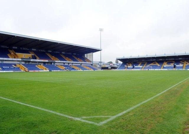 Mansfield Town will now face Newport County at home on 14th August.