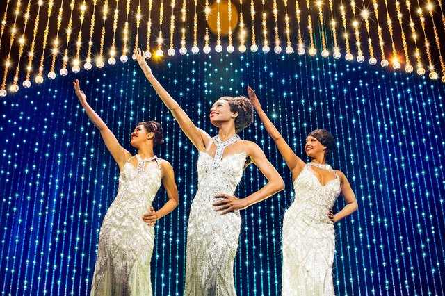 The hit musical Dreamgirls is not to be missed in Nottingham next year (Photo credit: Matt Crockett)