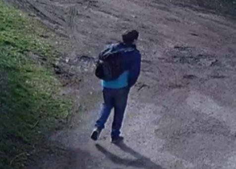 Detectives have issued a CCTV imageof a man in connection with a sexual offence which took place in Mansfield.