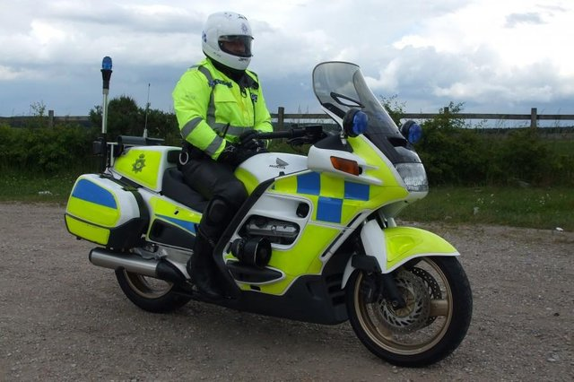 Nottinghamshire Police are backing the '2 Wheels' campaign