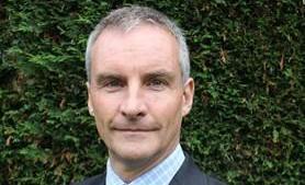 Nottinghamshire's director of public health, Jonathan Gribbin.