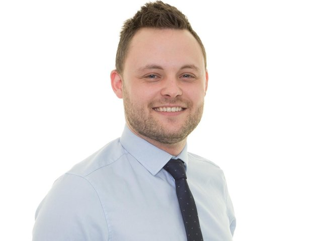 Ben Bradley is delighted by the news of towns fund investment for Mansfield