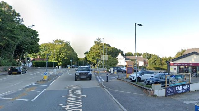 Gino Masciopinto kept driving even after police deflated his tyres with a 'stinger' outside Sainsbury's in Ravenshead.