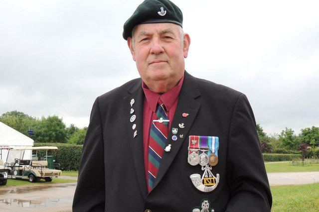 Bill Power enjoyed an illustrious career in the Army.