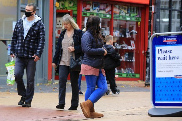 Ashfield's shops saw a 115 per cent spending boost last week after non-essential shops reopened.