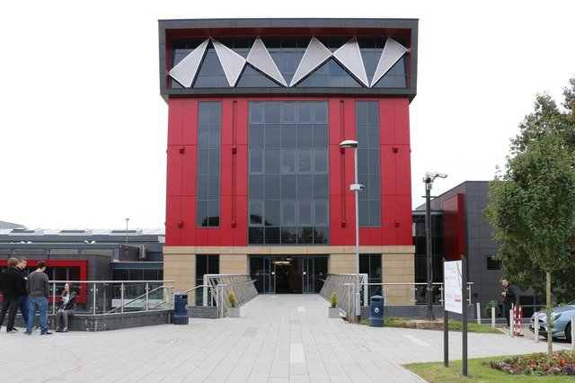 West Nottinghamshire College in Mansfield, where Nottingham Trent University is to develop its presence via a range of courses.