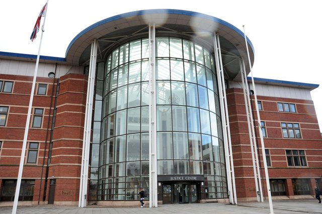 Mansfield man Sean Phillips was sentenced at Nottingham Magistrates' Court today.