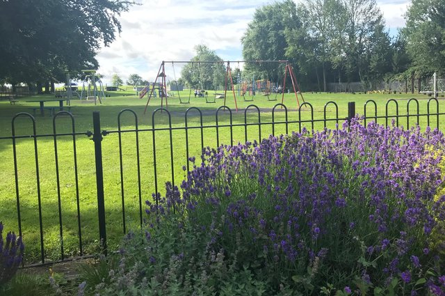 Yeoman Hill Park in Mansfield Woodhouse