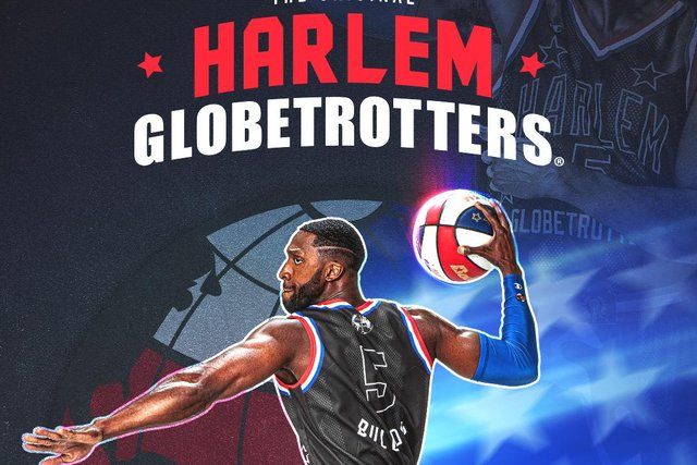 Make sure you see the Harlem Globetrotters at Motorpoint Arena Nottingham