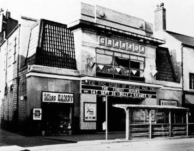 Who remembers the Granada Cinema on West Gate? It was eventually demolished to make way for Littlewoods, which is now where Primark stands.