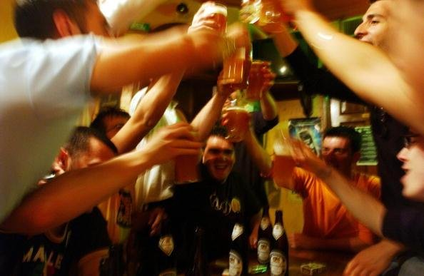 People could be fined £800 for attending house parties.