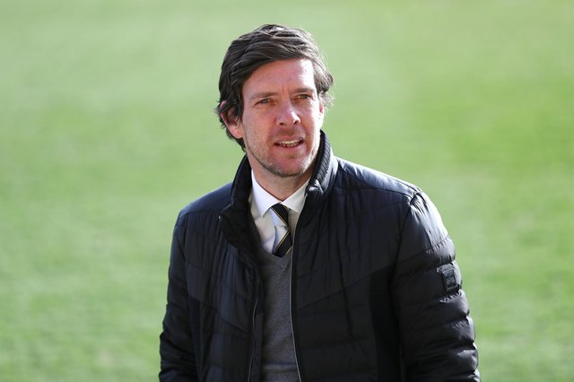 Darrell Clarke. (Photo by George Wood/Getty Images)