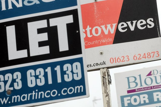 Mansfield house prices leapt 5.1 per cent in February,  according to new figures.