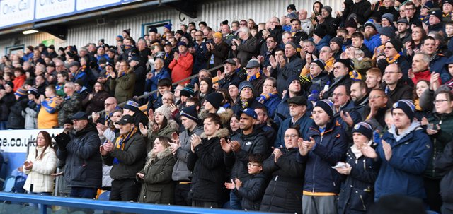 Existing season-ticket holders are being offered a cut-price deal for the new season. Picture: Andrew Roe/AHPIX LTD.