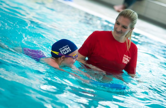 Rebecca Adlington wants to help inspire the next generation of Team GB stars.