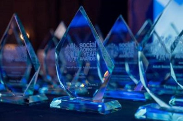 Nominations are open now for the Social Worker of the Year Awards