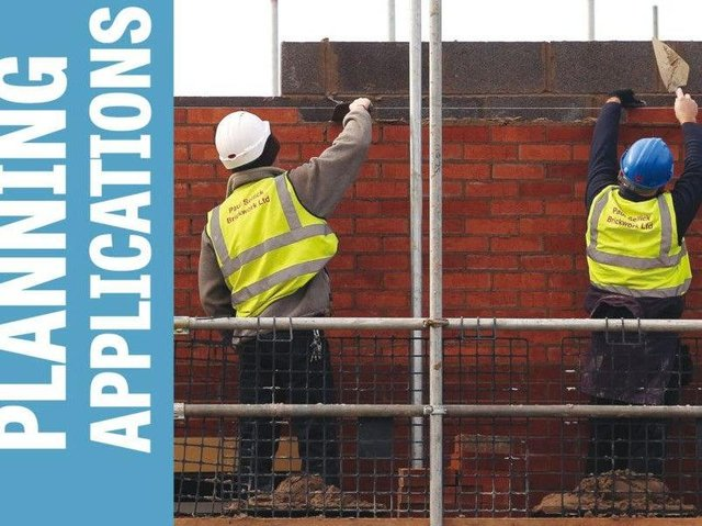 The latest planning applications received by Mansfield District Council.
