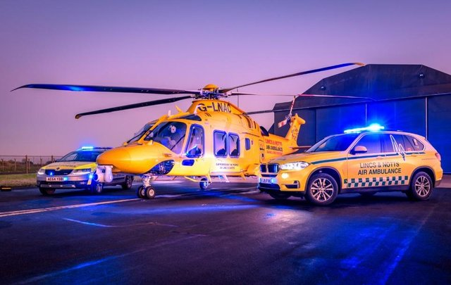 The Air Ambulance will still be able to carry out some night missions