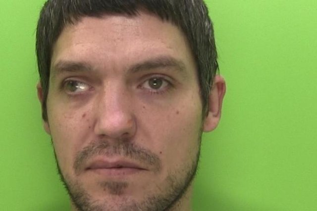Newton, of Station Street, Kirkby-in-Ashfield, has been handed a three-year jail sentence