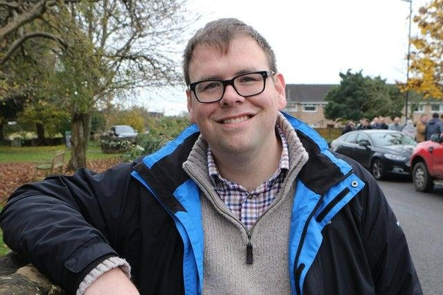 MP Mark Fletcher