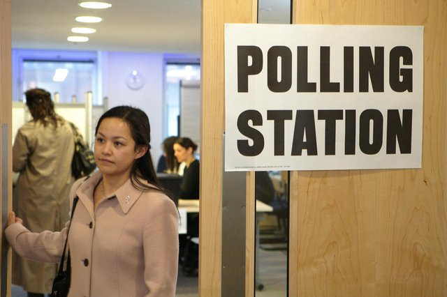 Mansfield polling stations switch venues to avoid school closures.