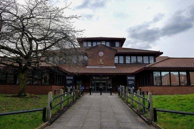 Mansfield Civic Centre reopens to the public on Monday.