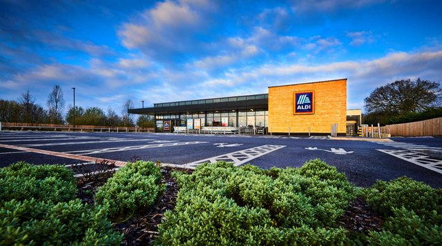 Discount retailer Aldi has announced plans to open 15 new stores in Nottinghamshire –including two in the Mansfield area.