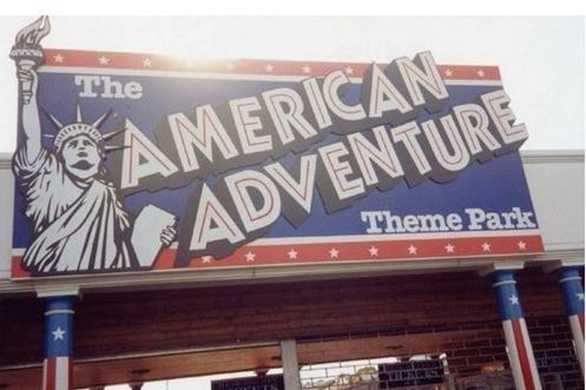Take A Trip Down Memory Lane To The American Adventure Who Can You Spot Mansfield And Ashfield Chad