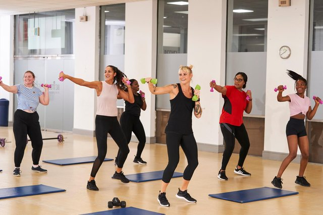 Indoor exercise classes are resuming across Mansfield's leisure centres.