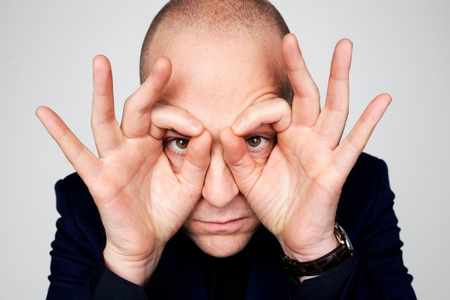 Derren Brown is not to be missed when he performs in Nottingham next year.