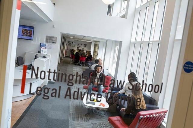 Nottingham Law School's Legal Advice Centre are hosting free legal webinars