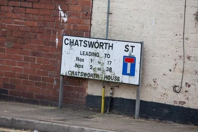 Chatsworth Street, Sutton