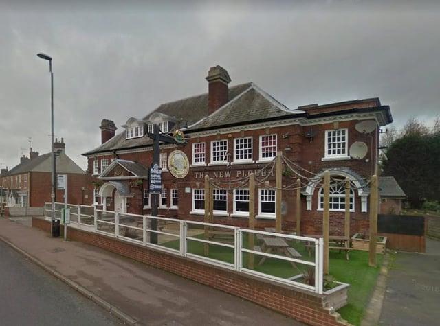The Plough Inn on Forest Road in Ollerton.