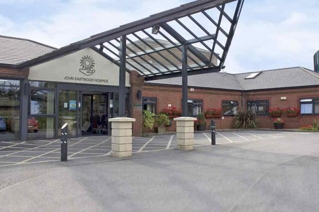 John Eastwood Hospice Trust, in Mansfield Road, Sutton