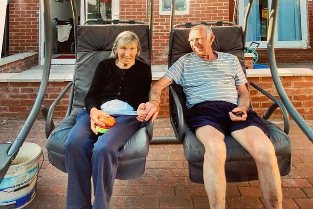 Ann and Ray Bennett.