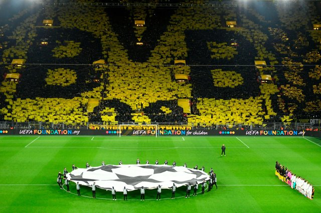 Dortmund are tracking one of the Championship's top players. (Photo by Ina Fassbender / AFP) (Photo by INA FASSBENDER/AFP via Getty Images)