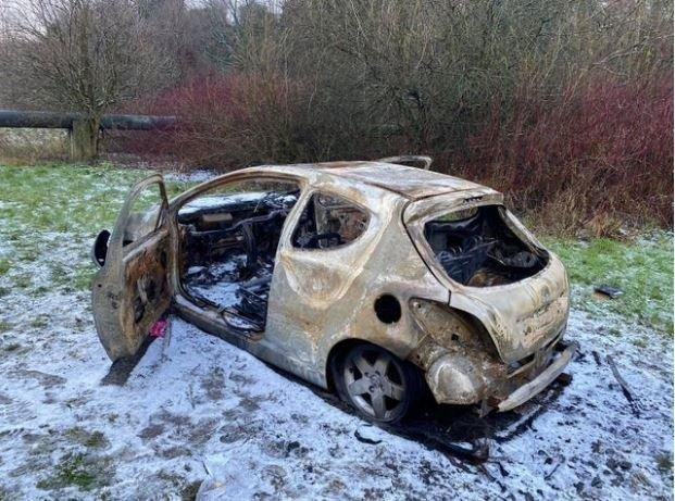 More than 160 vehicles were torched deliberately across Nottinghamshire in a year, fire service figures show.