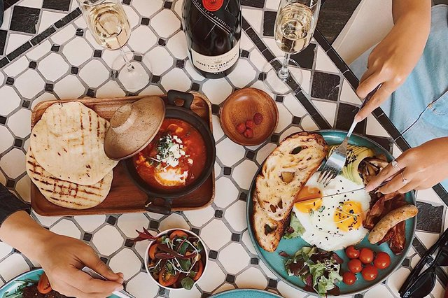 There are many restaurants, cafés and bars in Nottinghamshire with special bottomless brunch menus – here are 10 of the best.