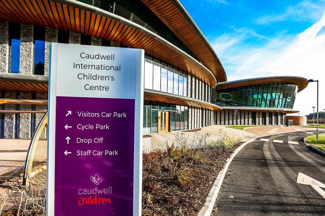 Assessments will take place at the award-winning Caudwell International Children's Centre. Photo: Gary Britton