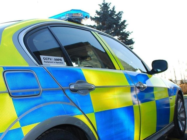 An eagle-eyed CCTV operator led police to an illegal drugs factory after spotting a suspiciousvehicle in Mansfield.