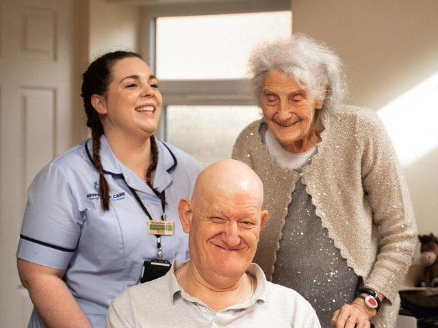 Respectful Care, a provider of home care in Nottinghamshire, Derbyshire and South Yorkshire, is celebrating three major wins at the Home Care Awards 2021. Image supplied by Pic PR
