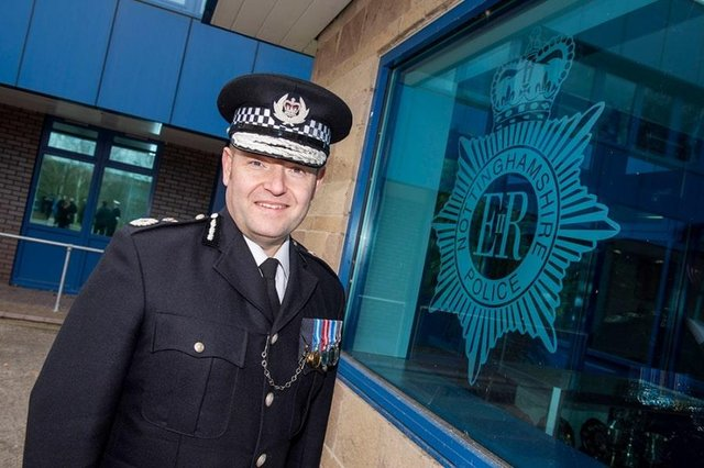 Chief Constable Craig Guildford
