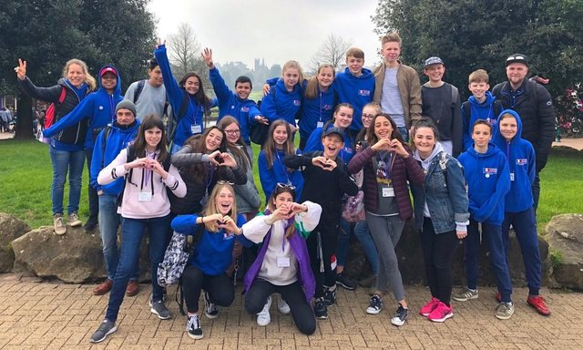 Shirebrook Academy is planning to restart its overseas trips again following the lockdown and has been overwhelmed by the interest from students desperate to go abroad again